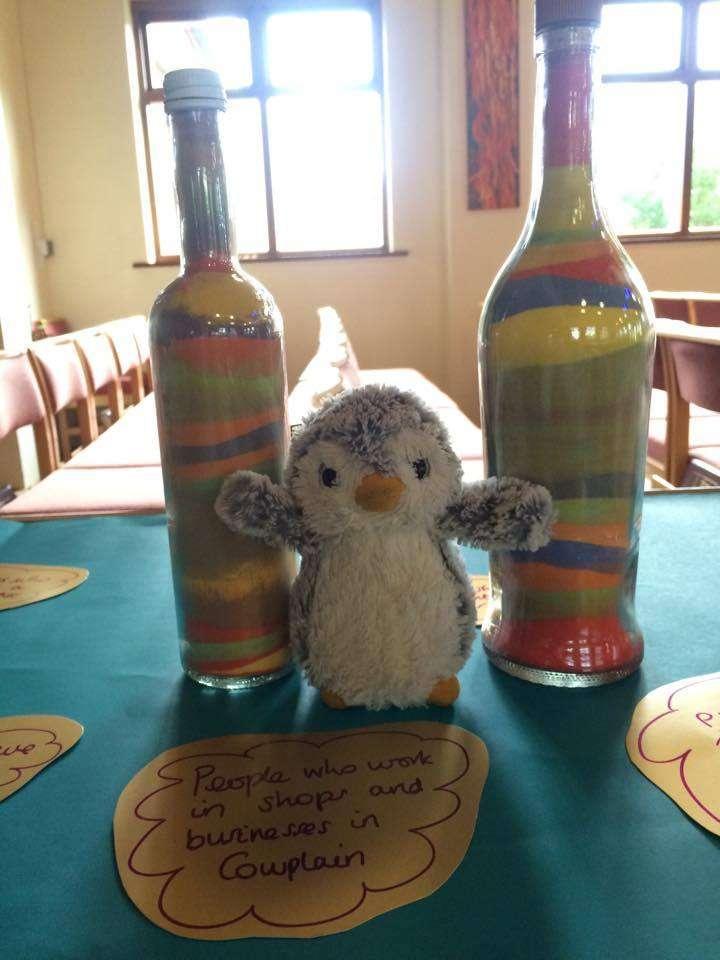 Prayer Bottles