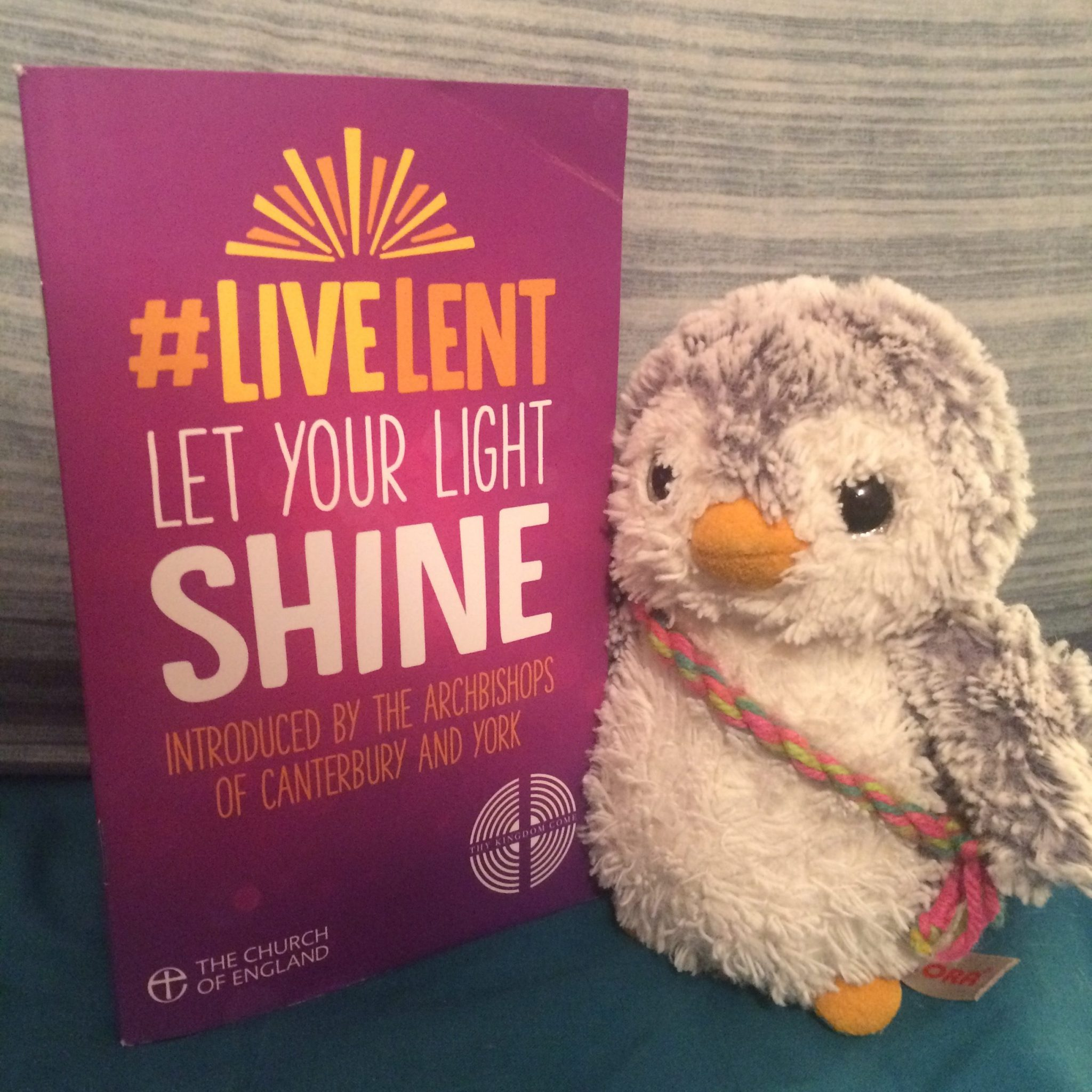 My Quick Guide to #LiveLent 2018