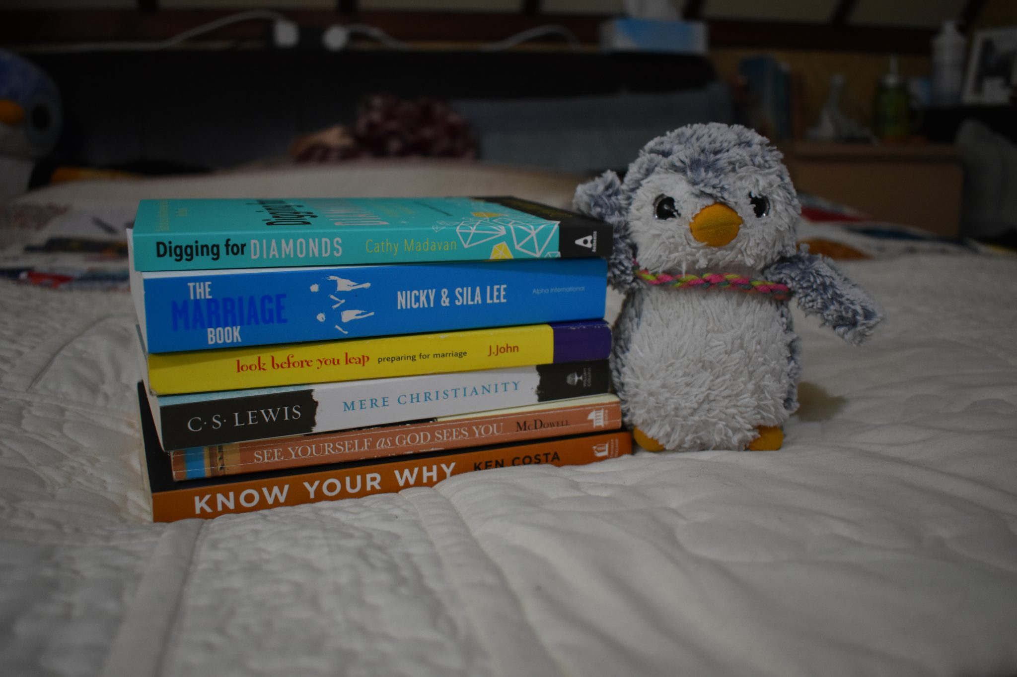 6 books to read in 2018