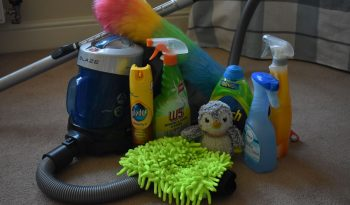 Arnold housework