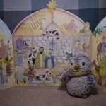 Arnold & Nativity Scene