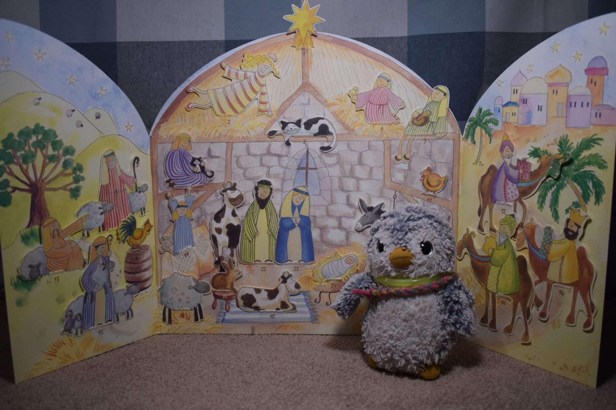 Praying the Christmas Story