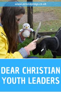 Dear Christian Youth Leaders