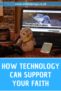 How technology can support your faith