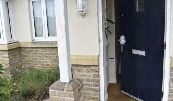 Arnold's front door