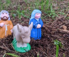 Pray through the Christmas Story