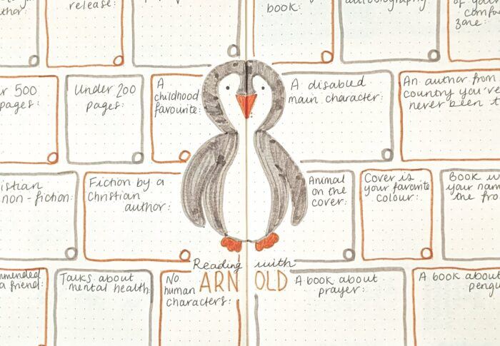 6 things to track in your Christian Bullet Journal