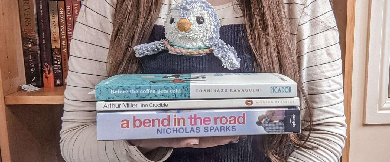 Books I read in March 2021